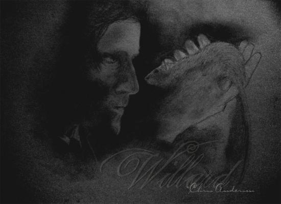 Crispin Glover by ByChrisAnderson
